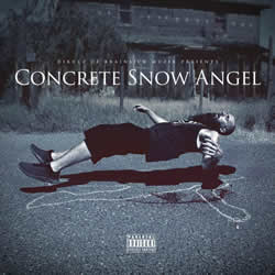 Dikulz Concrete Snow Angel