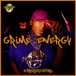 Grime Energy Front Cover