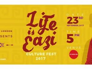 Life Is Eazi Festival