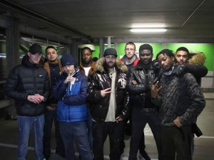 Rebelyous Ft Luton Allstars - Luton Town Make Way Part 5