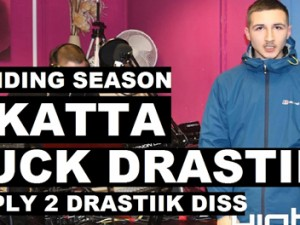 Skatta - Drastiik Diss (Drastiik The Spastic)