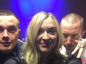 Slaves & Fearne Cotton feature image
