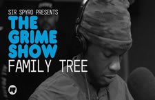 The Grime Show Family Tree small