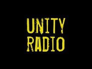 Unity Radio header