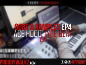 Walkz 808s & Samples EP4